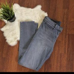 Armani Exchange Woman Crop Skinny Jeans Pant 27